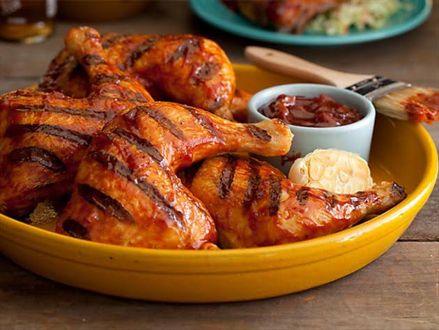 Grilled chicken/ barbeque chicken