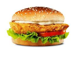Classic Chicken Burger