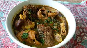 Cow Assorted Peppersoup