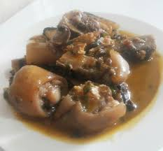 Cow Tail Peppersoup