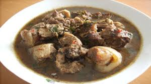 Goat Peppersoup