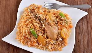 Handi Biryani Chicken