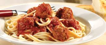 Meat Ball Spaghetti
