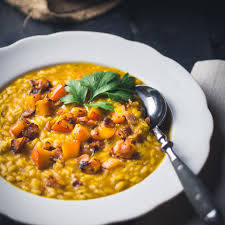 Pumpkin Risotto soup
