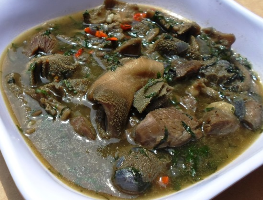 Goatmeat peppersoup