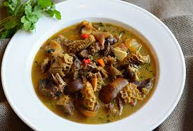 Assorted Meat Peppersoup